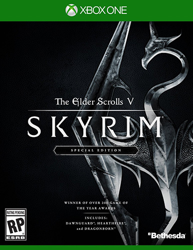 skyrim xbox one